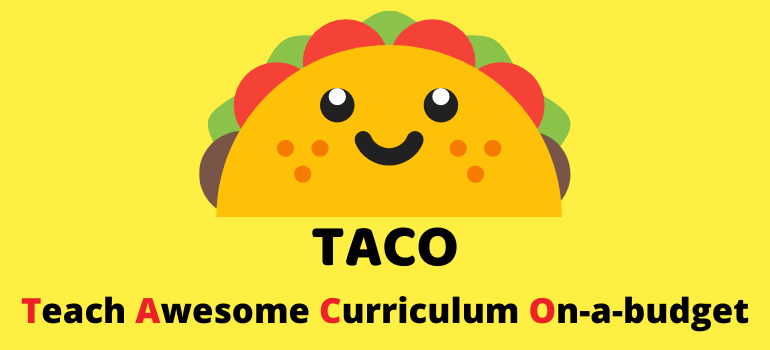 Teach Awesome Curriculum On a budget