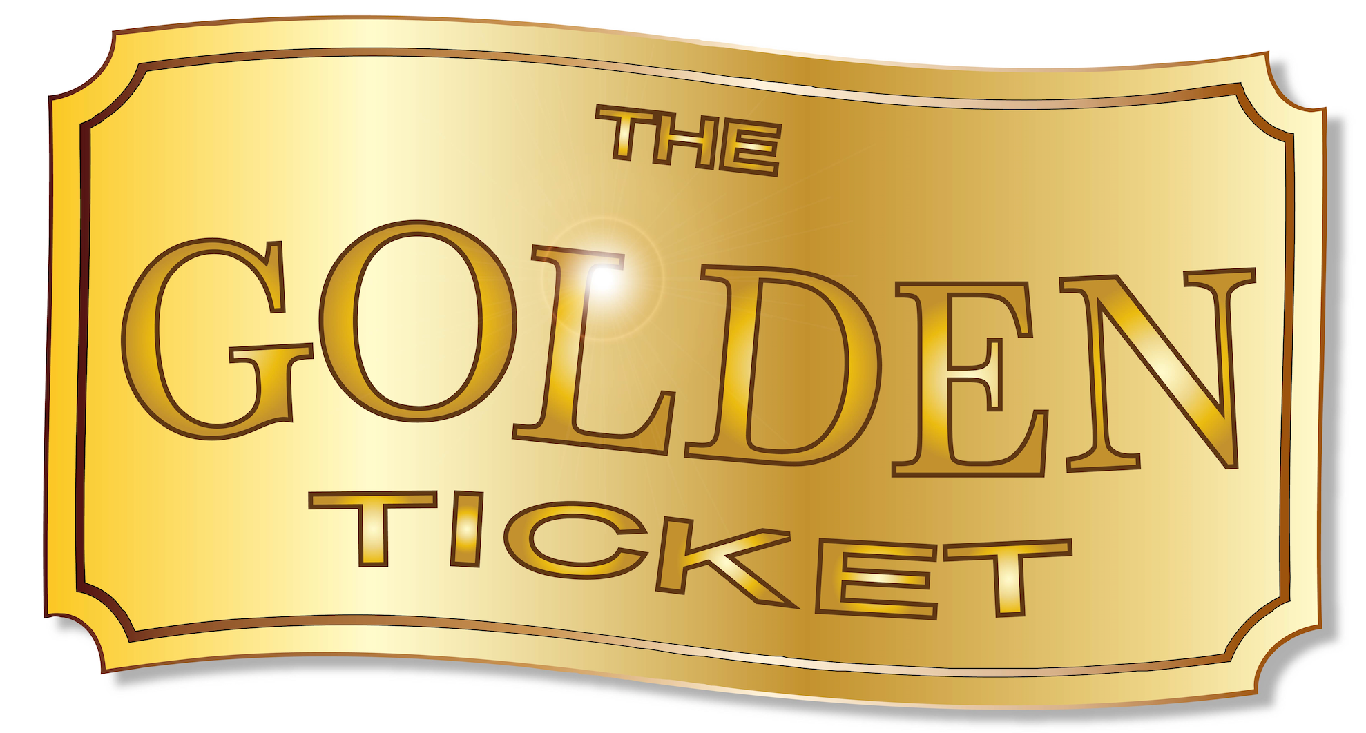 The CMD Golden Ticket