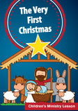 The Very First Christmas Children's Ministry Lesson
