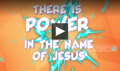 There Is Power Bible Song For Kids