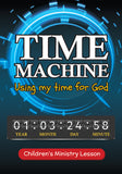 Time Machine Children's Ministry Lesson