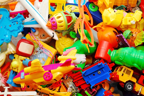 Toy Box Children's Ministry Curriculum