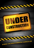 Under Construction Children's Ministry Curriculum