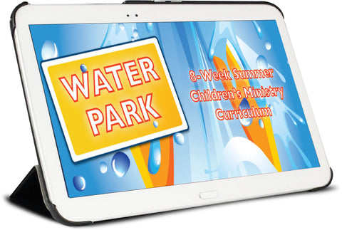 Water Park Children's Ministry Curriculum