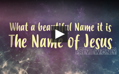 What A Beautiful Name Bible Song For Kids