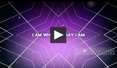 Who You Say I Am Worship Song For Kids