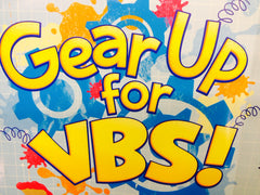 Free VBS Children's Ministry resources