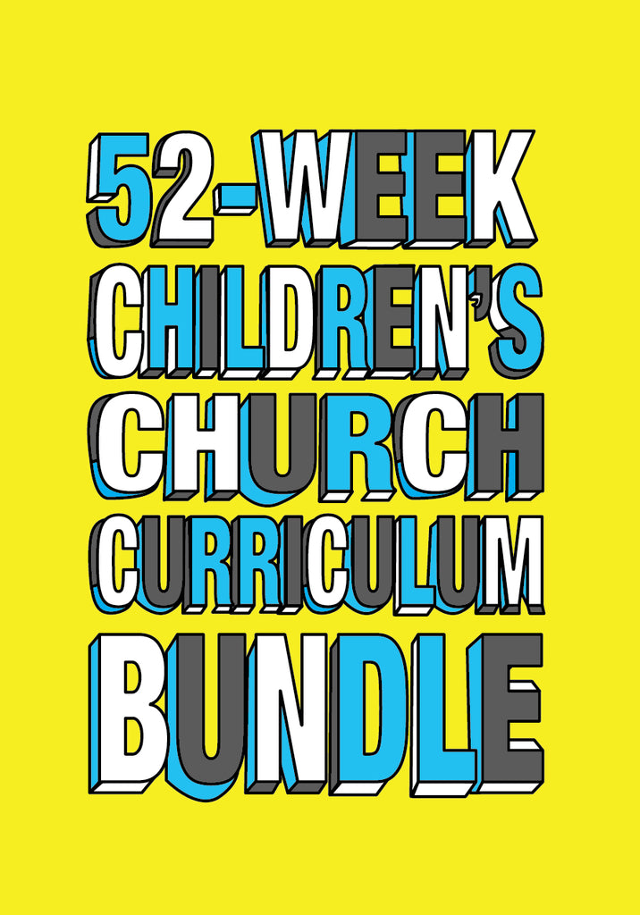 Children's Ministry Deals - New Children's Ministry Curriculum