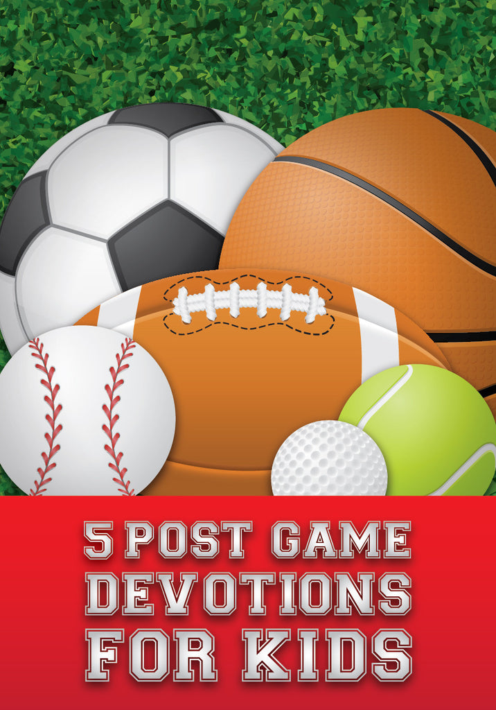 FREE Post Game Devotions for Kids