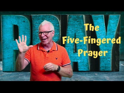 5 FINGER PRAYER - INTERACTIVE LESSON