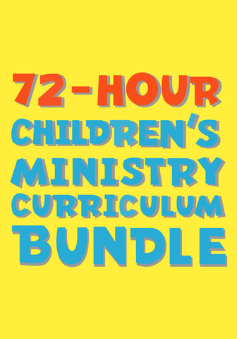 72 Hour Curriculum Bundle