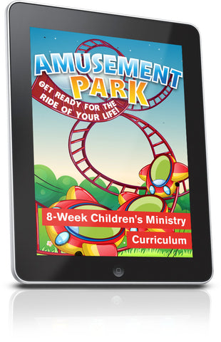 FREE Amusement Park Children's Ministry Lesson