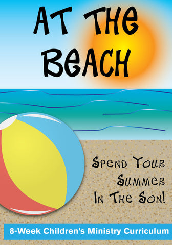 Beach Children's Ministry Curriculum