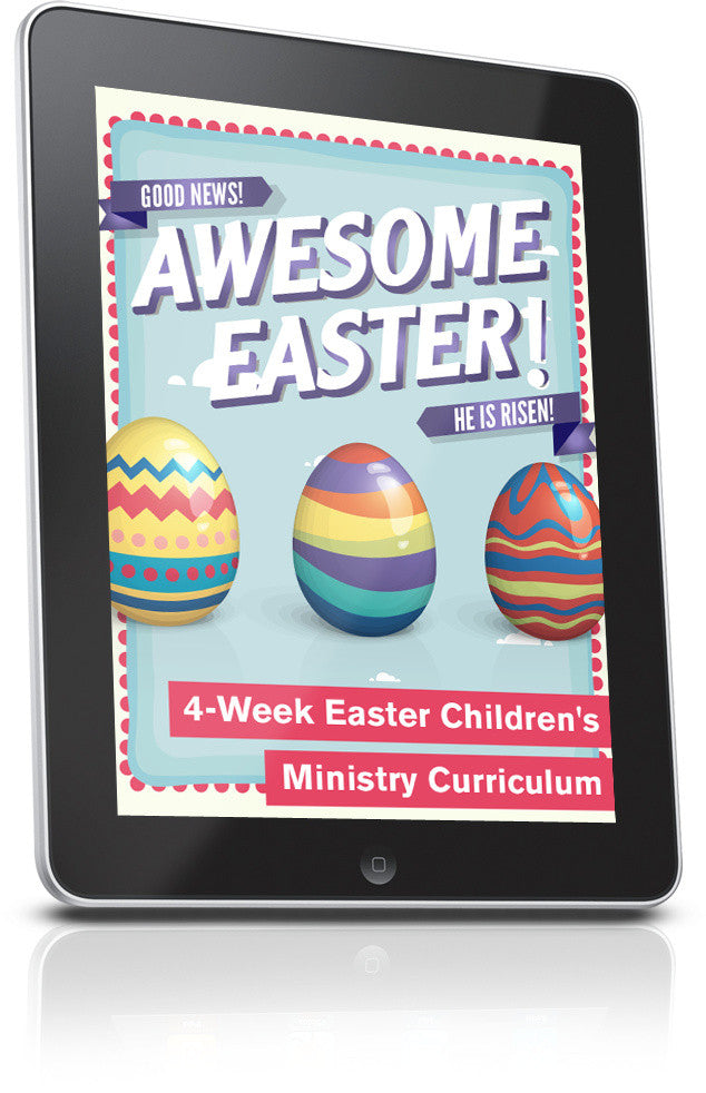 FREE Awesome Easter Children's Ministry Lesson