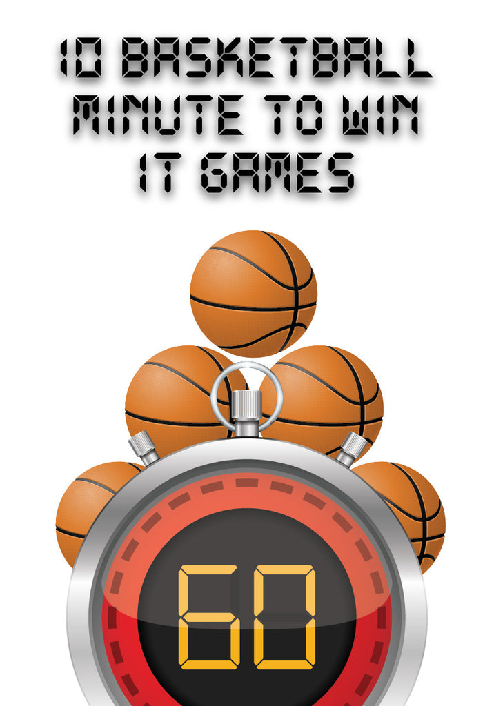 Basketball Minute to Win It Games