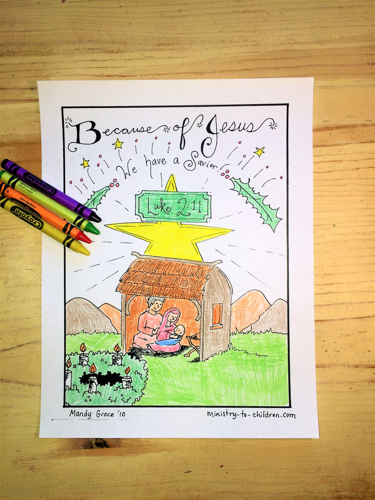 Christmas Church Coloring Page | Coloring pages winter, Free ... | 1024x768