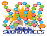 Bible Sword Drills Game For Kids