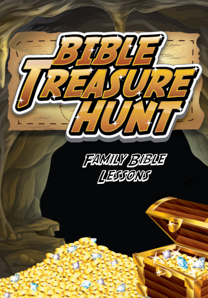 Bible Treasure Hunt Family Bible Lessons