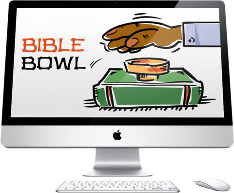 Bible Bowl Children's Church Graphic