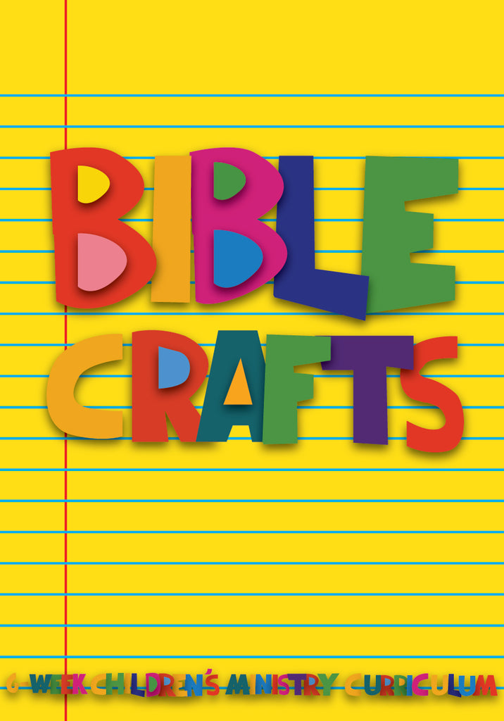 Bible Crafts Children's Ministry Curriculum