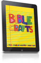 FREE Bible Crafts Children's Ministry Lesson