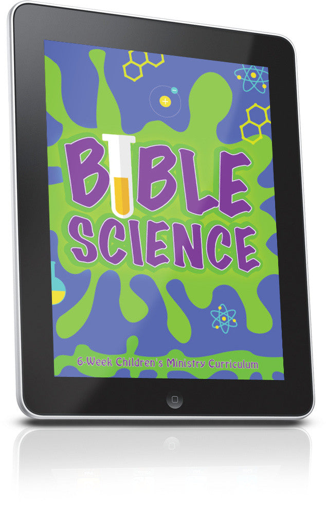 FREE Bible Science Children's Ministry Lesson