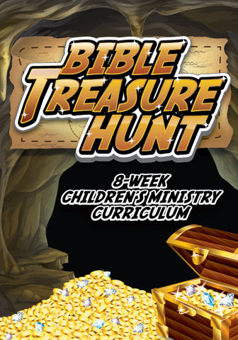 Bible Treasure Hunt