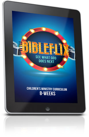FREE Bibleflix Children's Ministry Lesson