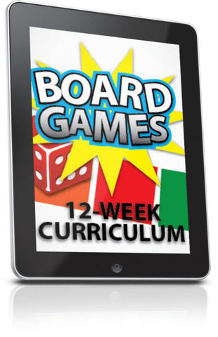 FREE Board Games Children's Ministry Lesson