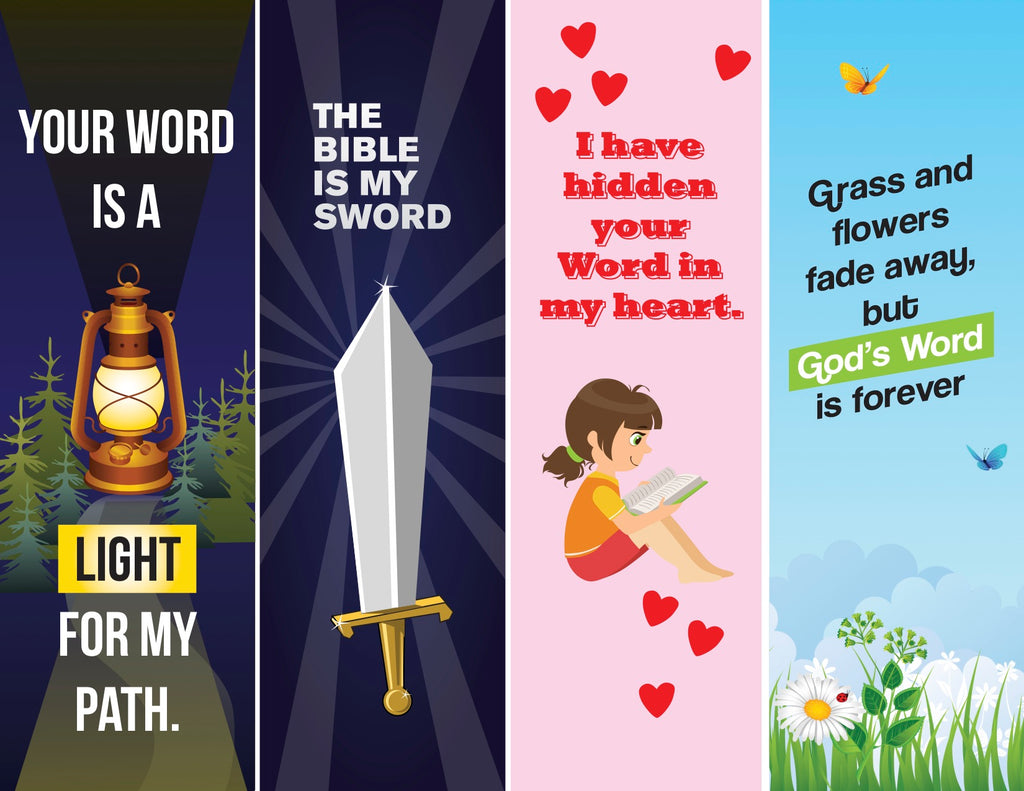 FREE Books of the Bible Bookmark