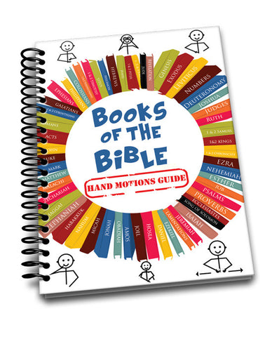 Books of the Bible Hand Motion Guide