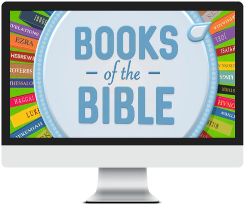 Books Of The Bible Trivia Game For Kids