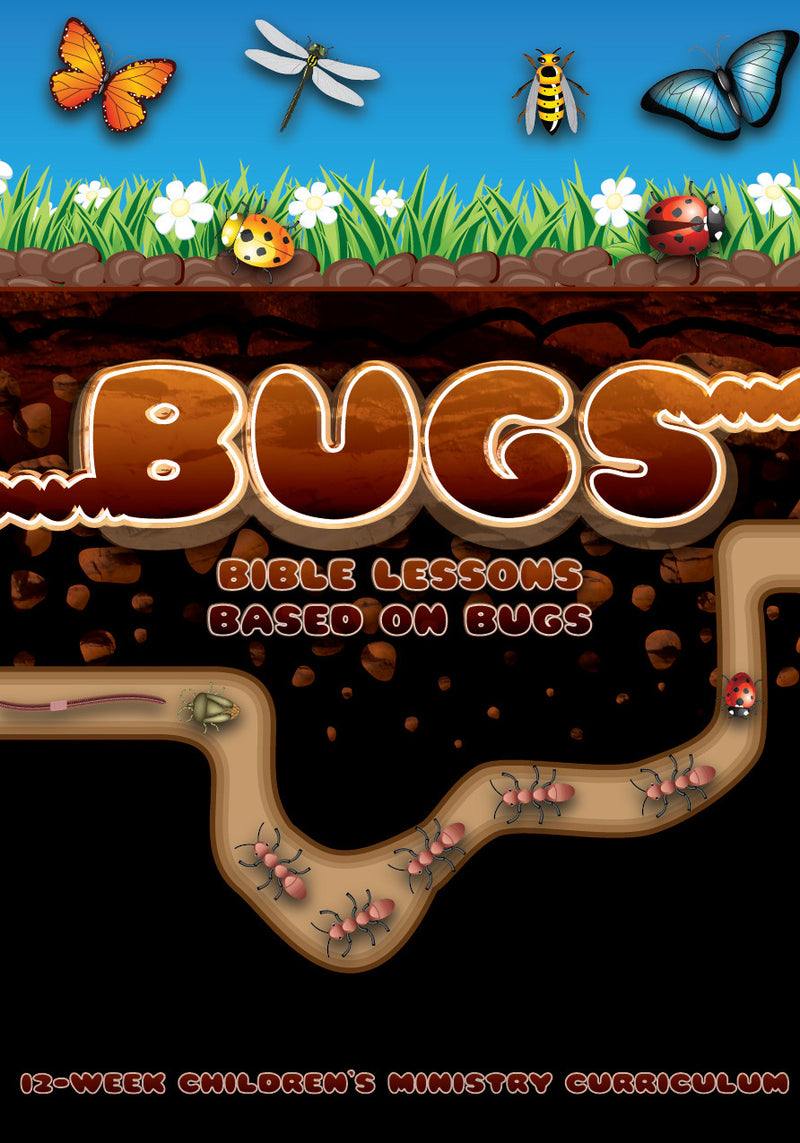 Bugs 12-Week Children's Ministry Curriculum