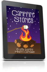 FREE Campfire Stories Children's Ministry Lesson