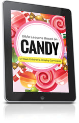 FREE Candy Children's Ministry Lesson
