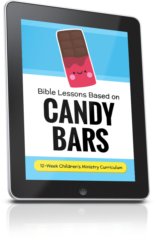 FREE Candy Bars Children's Ministry Lesson