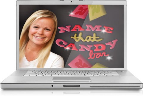 Name That Candy Bar PowerPoint Game