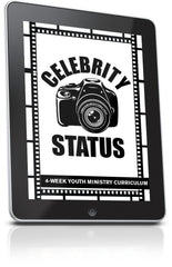 FREE Celebrity Status Youth Ministry Lesson
