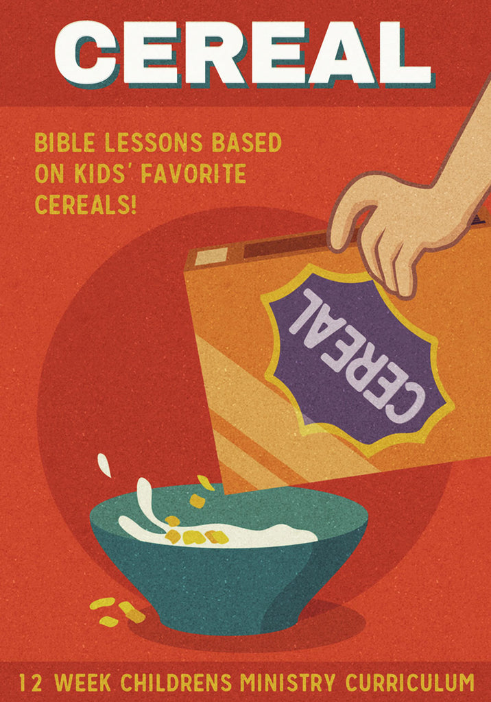 Cereal 12-Week Children's Ministry Curriculum