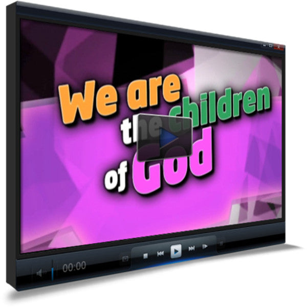 Children of God Worship Video