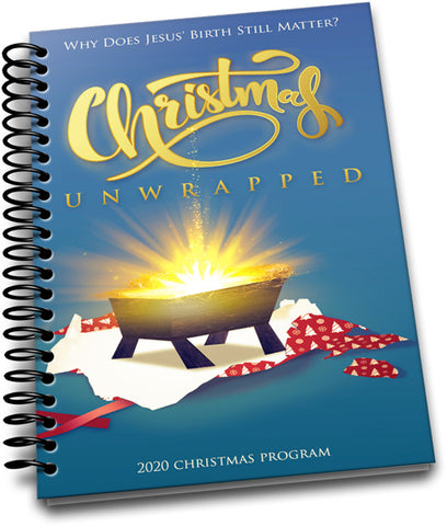Christmas Unwrapped Children's Ministry Program