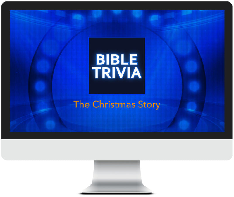 Christmas Story Trivia Game for Kids
