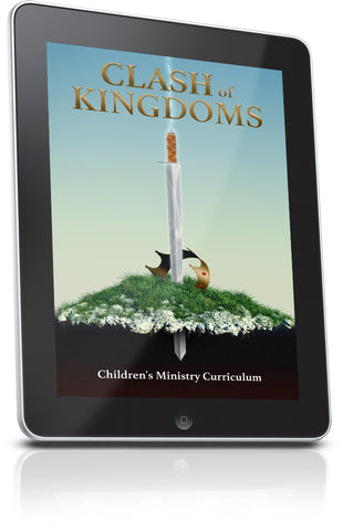 FREE Clash of Kingdoms Children's Ministry Lesson
