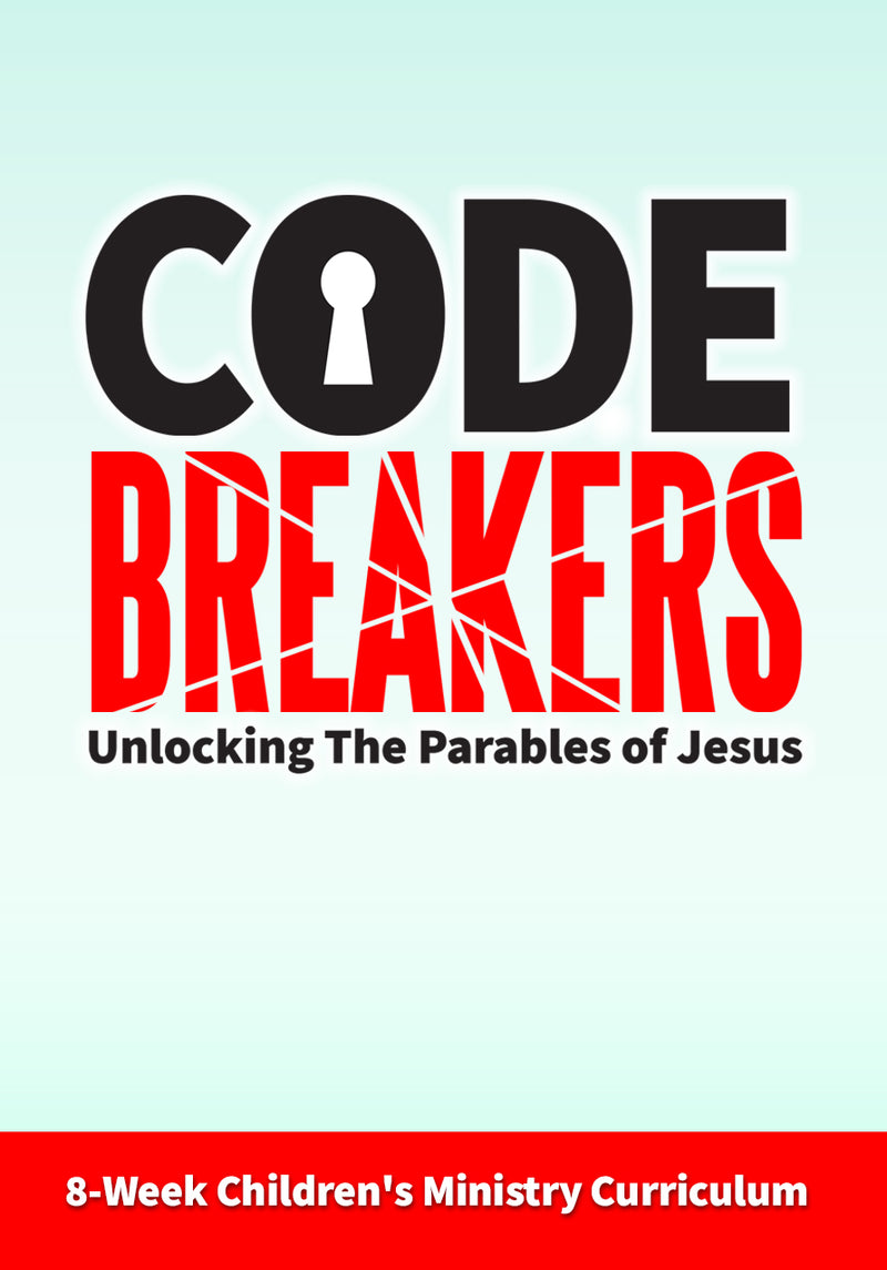 FREE Codebreakers Sunday School Lesson