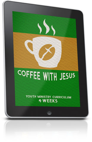 FREE Coffee with Jesus Youth Ministry Curriculum