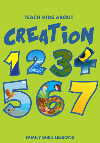 Creation Family Bible Lessons