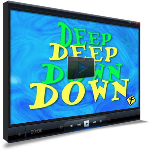 Deep Deep Down Down Worship Video