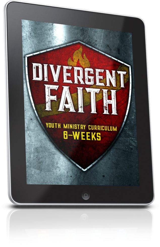 FREE Divergent Faith Youth Ministry Lesson