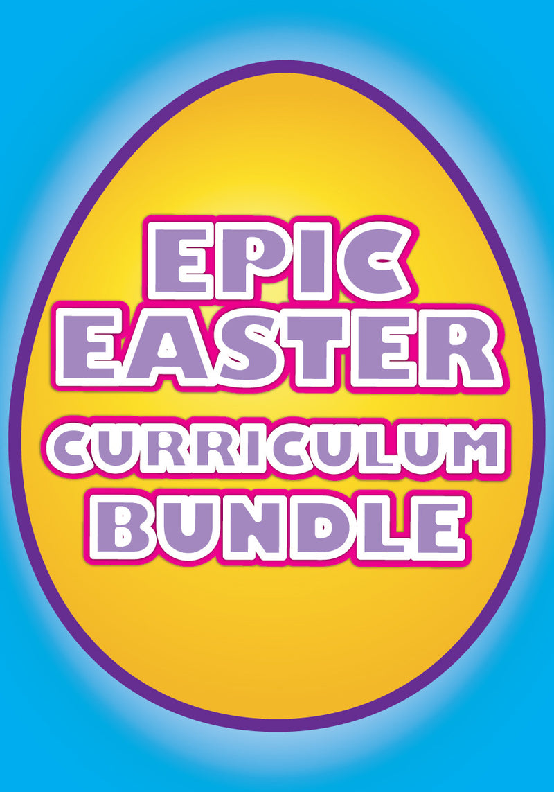 Epic Easter Curriculum Bundle