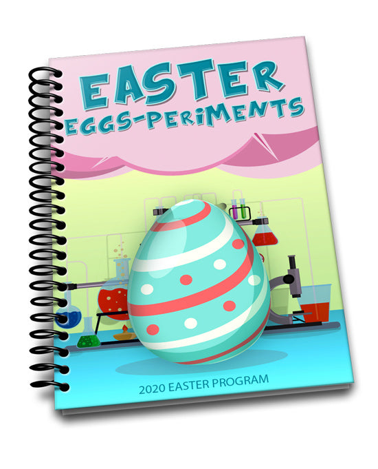 FREE Easter EGGSperiments Children's Ministry Program
